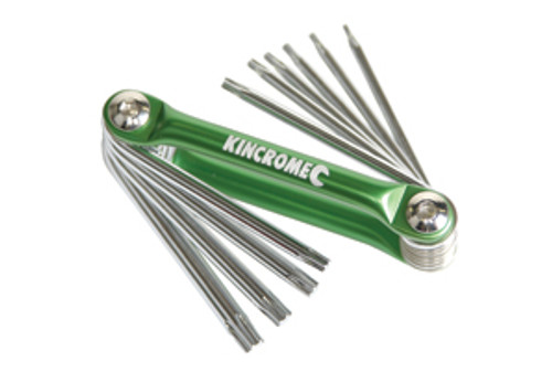 Kincrome TORX Key Set 10 Piece.