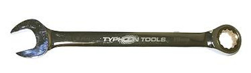 Typhoon Single Fine 72 Tooth Ratcheting Gear Spanner 19mm.