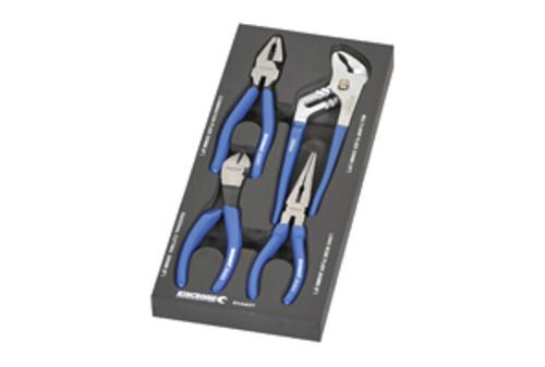 Kincrome EVA63T  EVA Tray Pliers & Cutters Contour 4 Piece