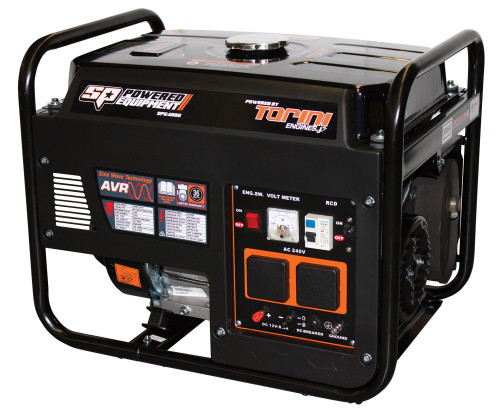 SPG4000 SP Tools 7Hp Industrial Series Generator