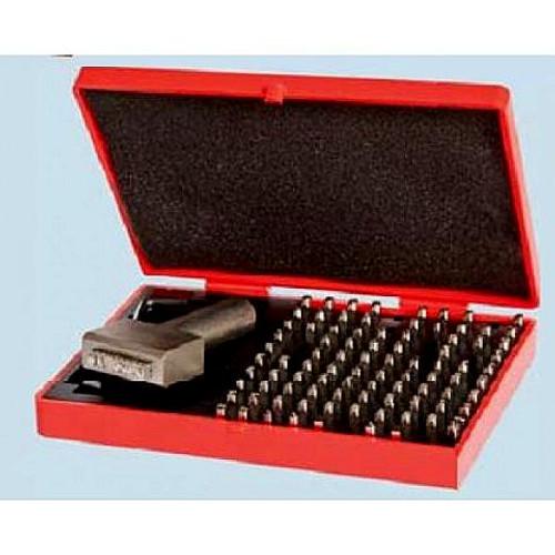 Geiger 100 Piece 3mm Punch Holder Kit GYC610-3