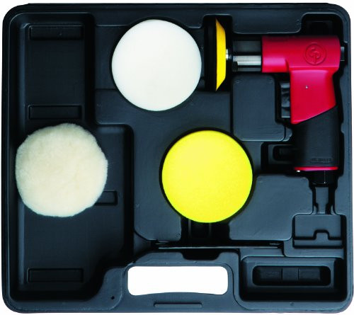 Chicago Pneumatic Mini Smart Series Polisher Kit CP7201P.