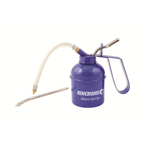 Kincrome Oil Can Rigid Flex Spout 300ml K1700