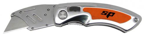 SP TOOLS SP30850 FOLDING UTILITY KNIFE