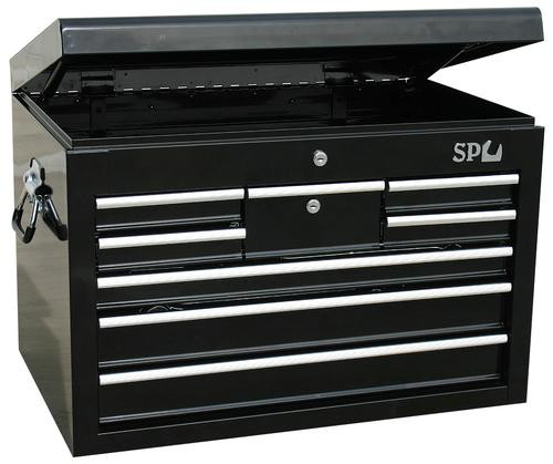 SP Tools 8 Drawer Custom Series Steel Tool Cabinet SP40103