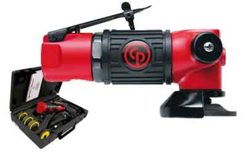 Chicago Pneumatic Compact Angle Grinder Cut Off Tool Kit CP7500DKIT