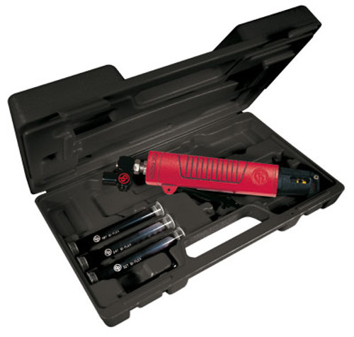 Chicago Pneumatic Low Vibration Air Reciprocating Saw Kit CP7901KIT.