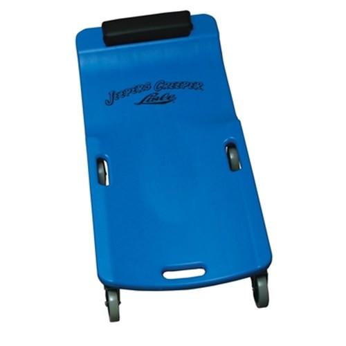 LISLE 94032 LARGE WHEEL PLASTIC CREEPER BLUE