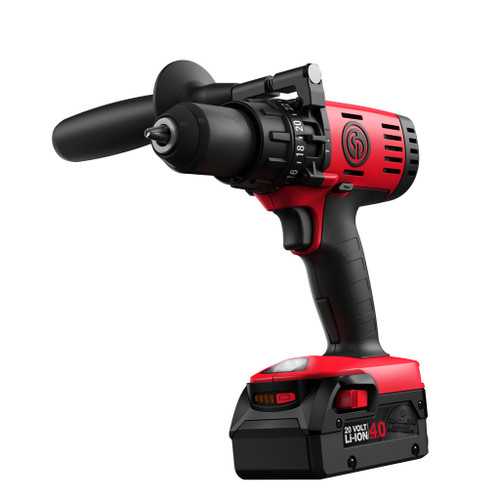 """CP8548 Chicago Pneumatic Compact 1/2"""" Hammer Drill"""