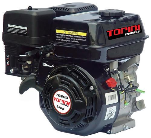 TR390QE Torini 13.5hp Petro Engine