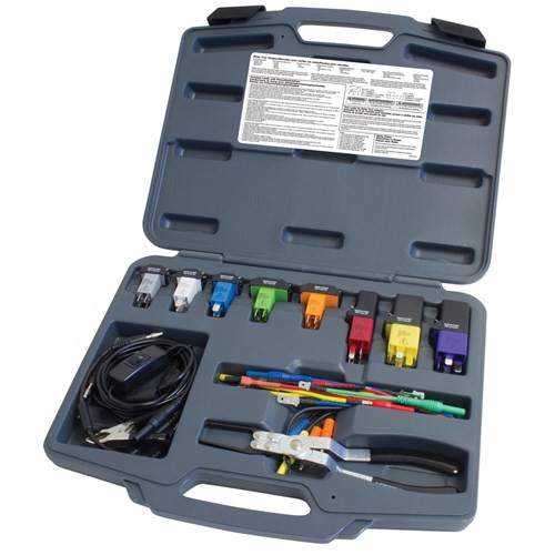 69300 LISLE MASTER RELAY & FUSED CIRCUIT TEST KIT