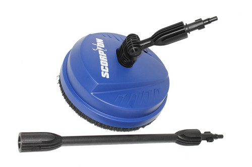 Scorpion Patio Cleaner to Suit All SPW383 Pressure Washer Units.