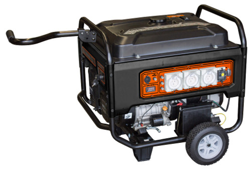 SPGC12000E 20Hp Petrol Construction Series Generator