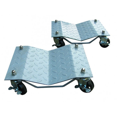 Tradequip 1360kg Wheel Dollies (Vehicle Positioning)