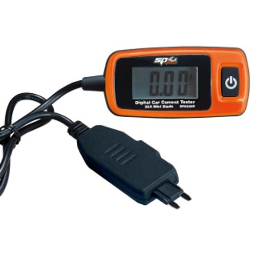 SP Tools Digital Automotive Current Testers  30A Maxi Blade