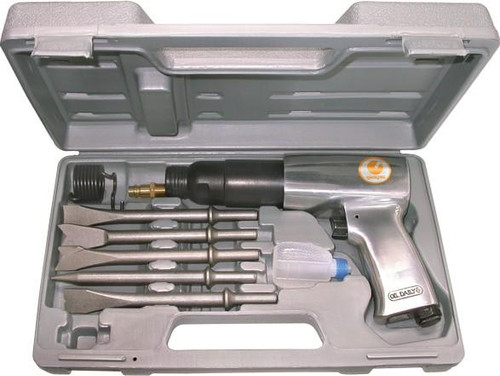 Geiger Heavy Duty 250mm Low Noise Air Hammer Kit GP112K