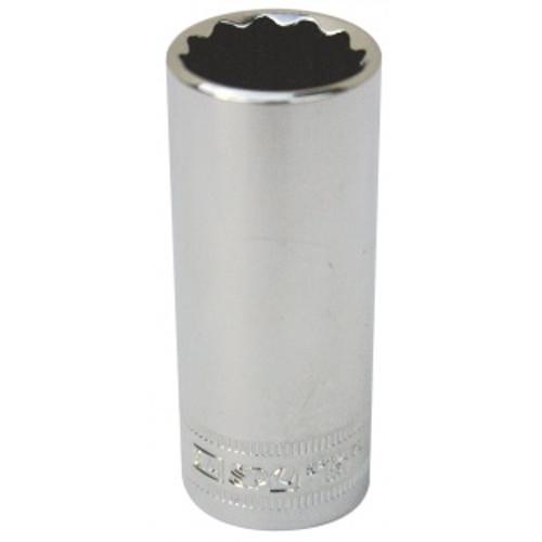 SP TOOLS SOCKET 3/8DR 12PT DEEP METRIC 10MM