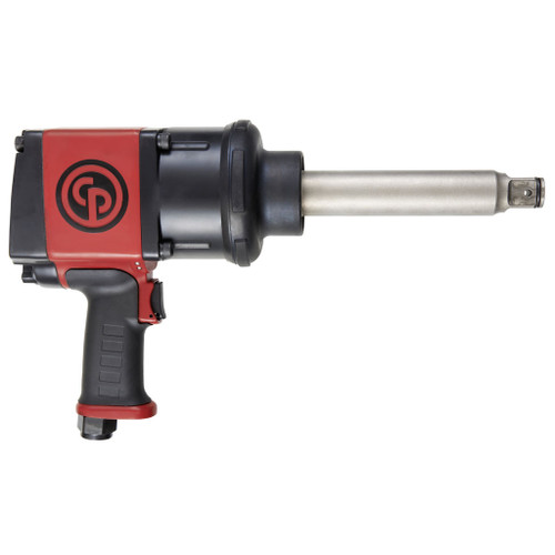 "Chicago Pneumatic Ext Anvil Hi Torque Pistol Impact Wrench 1"" Dve"