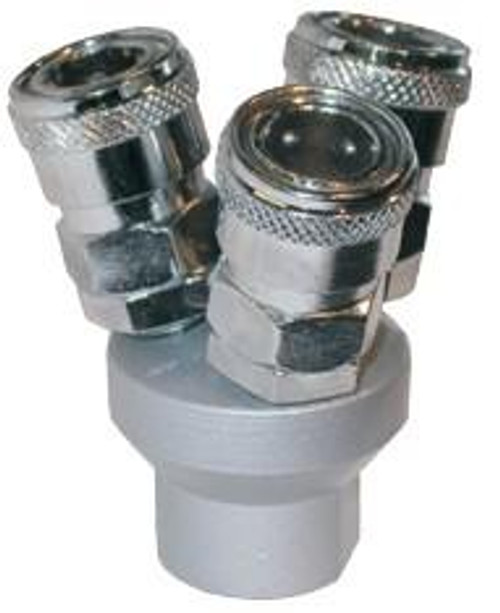 Geiger 3 Way Cluster Coupler Nitto Compatible