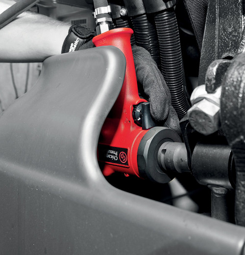 """CP7732 Chicago Pneumatic Ultra Compact 1/2"""" Impact Wrench."""