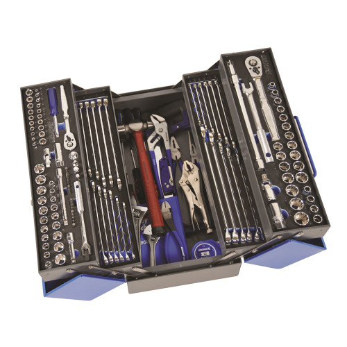 K1620 KINCROME CANTILEVER TOOL KIT 164 PCE AF METRIC
