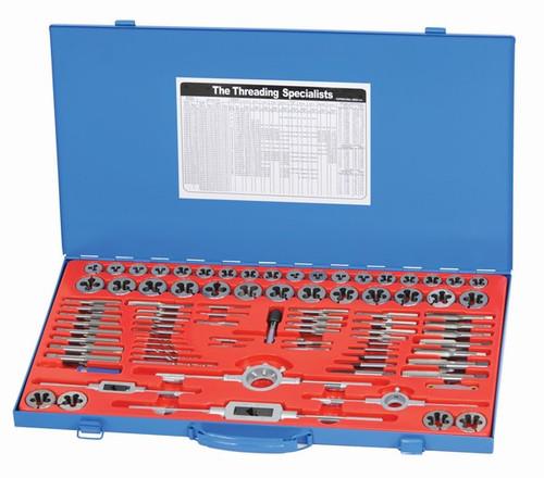 Kincrome Tap & Die Set 87 Pce K12087