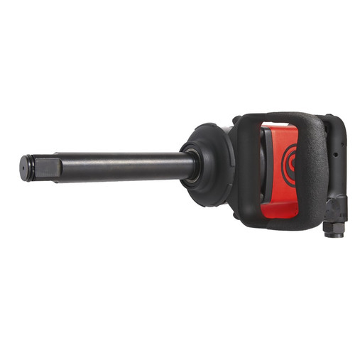 "Chicago Pneumatic Tools Super Duty 1"" Impact Wrench Extended Anvil"
