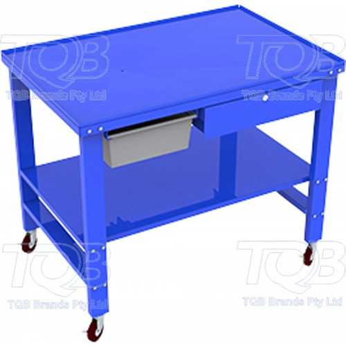 Tradequip Mobile Workshop Bench