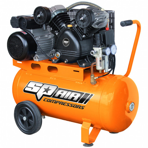 Scorpion 3hp V Twin Cast Iron Portable Air Compressor SP17