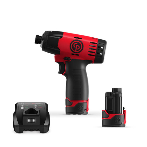 "CP8818 Chicago Pneumatic Compact 1/4"" Impact Driver"