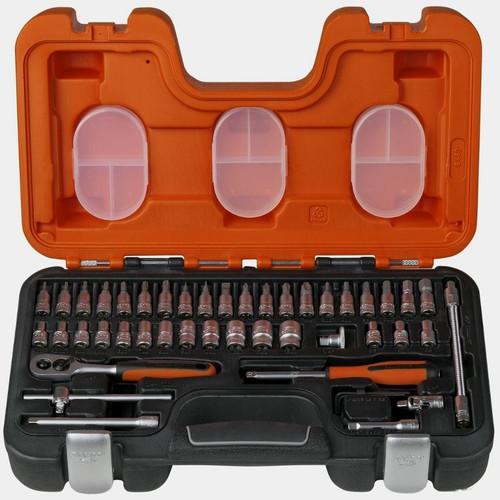 "Bahco 46 piece 1/4"" Socket Set. Hot Price!"