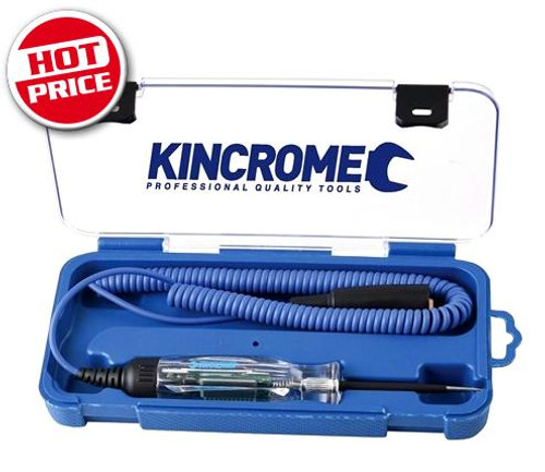 K8300 KINCROME DIGITAL DC CIRCUIT TESTER 3 TO 48V COMPUTER SAFE