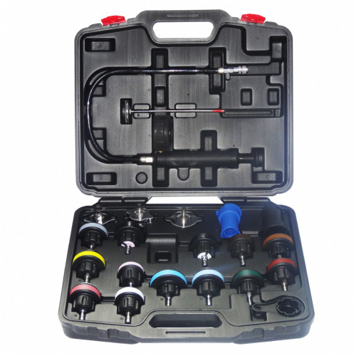 SP Tools 21pce Cooling System Pressure Test Kit