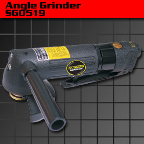 KC Air 125mm Heavy Duty Air Angle Grinder SG0519