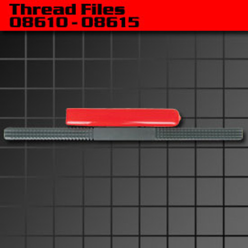 KC Tools MM Thread File With Chaser 08614
