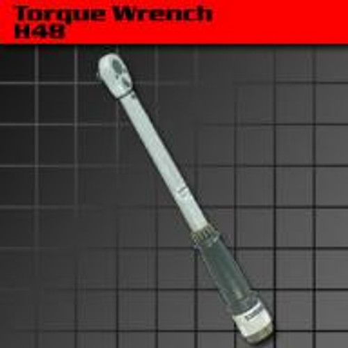 "KC TOOLS 3/8"" DRIVE PRO TENSION (TORQUE) WRENCH 40-250in lbs 5-29Nm."