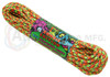 Atwood Rope Paracord | 550lb | 100ft | Zombie Edition | Virus