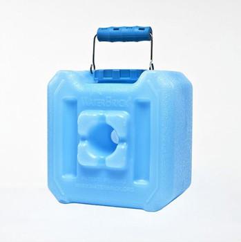 WaterBrick Half 1.6 Gallon BLUE