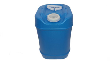 5 gallon Closed Head Drum | Rectangular | Blue