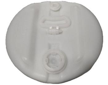 GREIF PIK-15 Gallon Tight Head Poly Drum Natural
