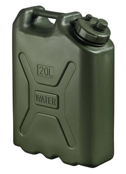 Scepter Military Water Can 20L GREEN