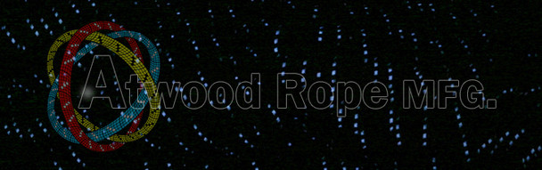 Atwood Rope Paracord | 550lb | 100ft | REFLECTIVE IN DARK