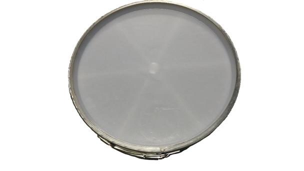 GREIF O-14 Gallon Open Head Poly Drum Cover with Gasket
