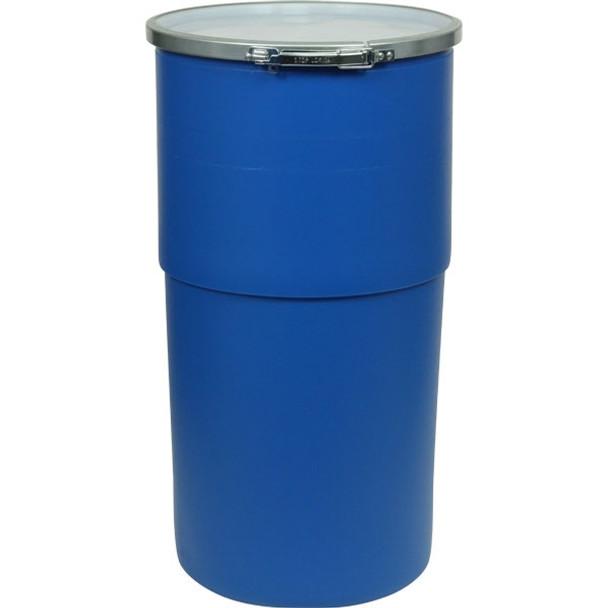 GREIF O-15 Gallon Open Head Poly Drum