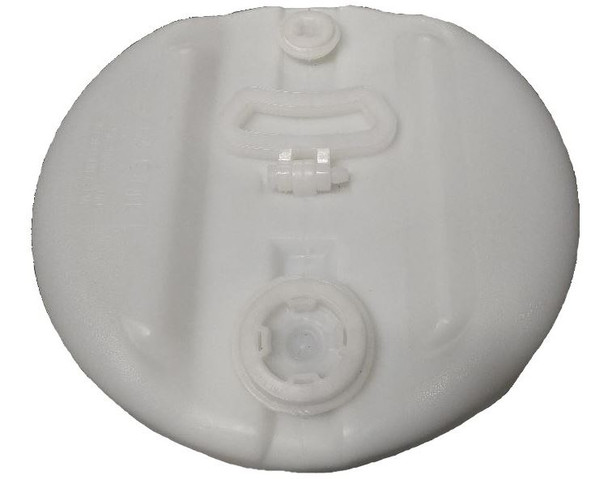 GREIF PIK-15 Gallon Tight Head Poly Drum Natural