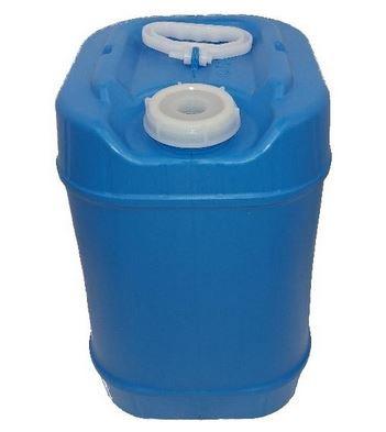 Nampac 5 gallon Closed Head Drum Rectangular Blue