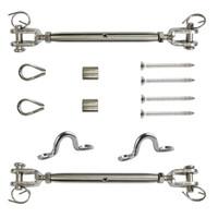 Balustrade Kit No. 4