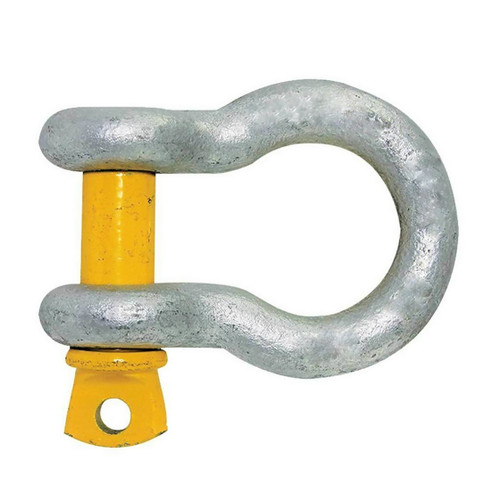 Yellow Pin Bow Shackles - 19.0mm