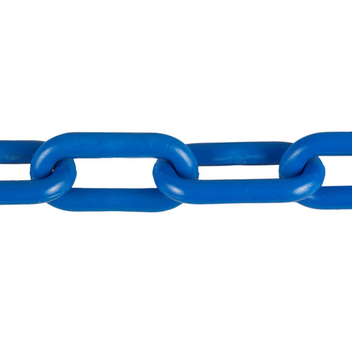 Plastic Chain 8mm Blue