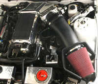 JLT- Plastic Super Big Air Intake 148mm(10-14 GT500) Tuning Req.